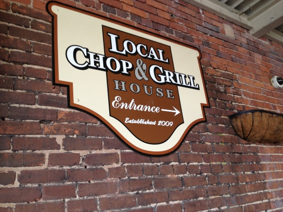 Local Chop & Grill House Harrisonburg